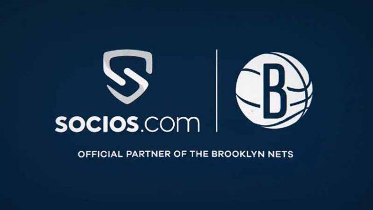 Chiliz&Socios:NBAチーム「Brooklyn Nets(ブルックリン・ネッツ)」と提携