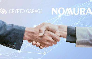 野村HD×Crypto Garage「デジタル資産カストディ事業での協業」を検討