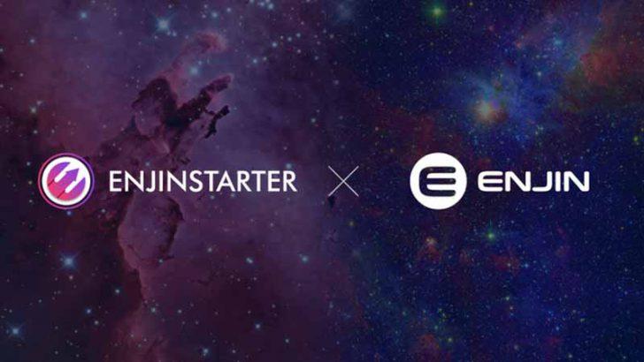 Enjin:ブロックチェーンゲームのローンチパッド「EnjinStarter」と提携