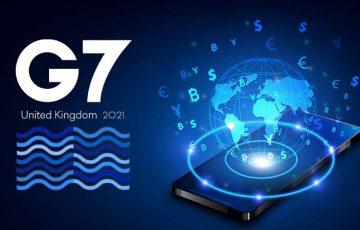 G7「中央銀行デジタル通貨(CBDC)に関する共通原則」を発表