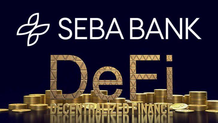 スイスのデジタル資産銀行:ADA・DOT・XTZで利回りが得られる「SEBA Earn」提供開始