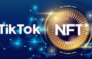 TikTok:初のNFTコレクション「TikTok Top Moments」を発表