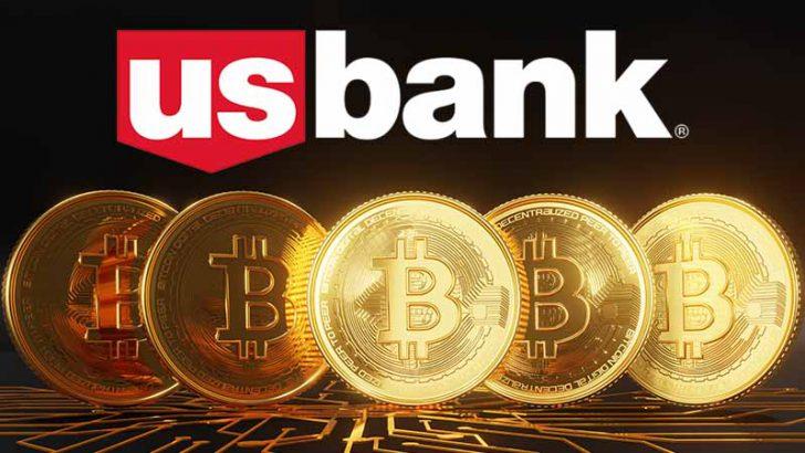 米大手銀行USバンク:機関投資家向けの「暗号資産カストディサービス」提供開始