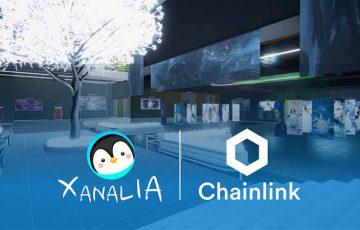 XANALIA:NFT技術導入で「Chainlink(チェーンリンク)」と提携